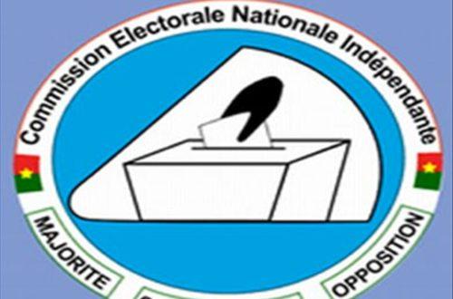Article : Elections au Burkina : justification d'un vote blanc