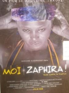 moi Zaphira affiche