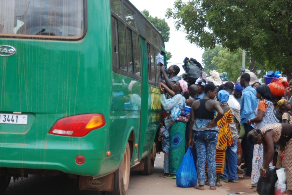 Ouagadougou bus