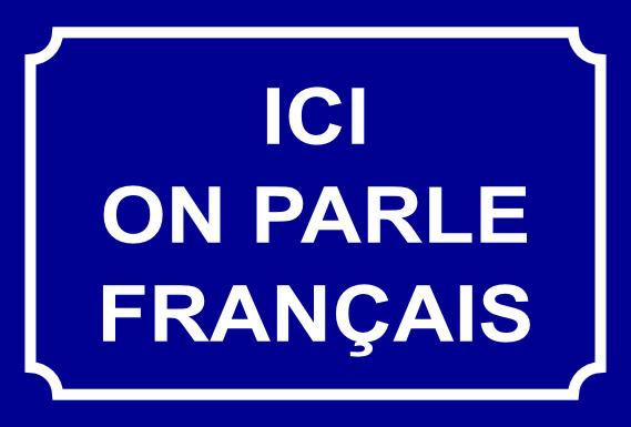 Resultado de imagen de SECTION BILANGUE FRANÇAIS