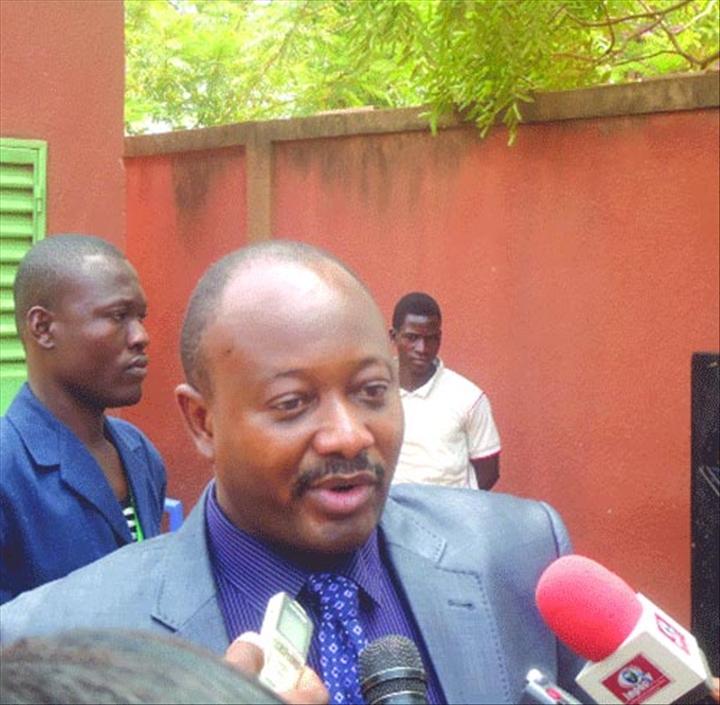Adama Sagnon qui s'était fait oublié au BBDA s'est fait rattrapé par l'histoire en devenant ministre de la culture