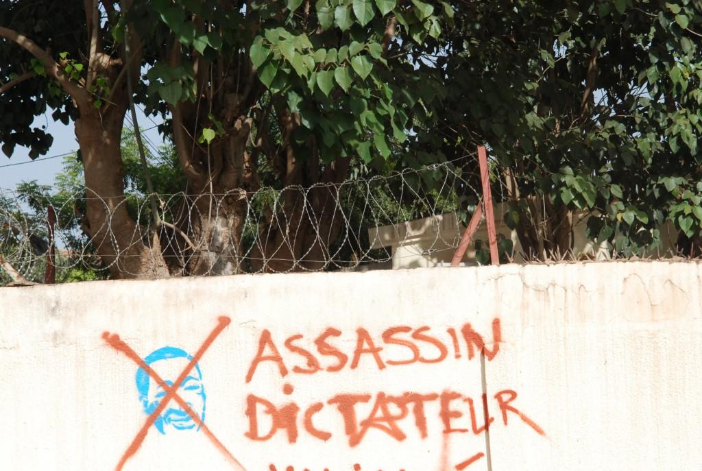 C'est cette année que les Burkinabè ont commencé à crier à haute voix, cette phrase