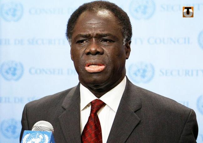 Michel Kafando va diriger le Burkina pendant un an