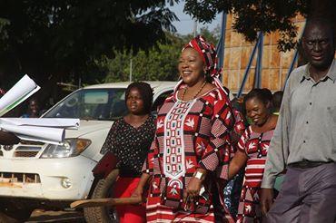 Saran Séré Sérémé a été plébiscité par certains révolutionnaires pour remporter le titre (photo Saran Séré Sérémé)