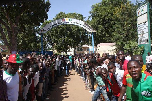 Saran Sérém aurait-elle pu être Présidente du Faso?