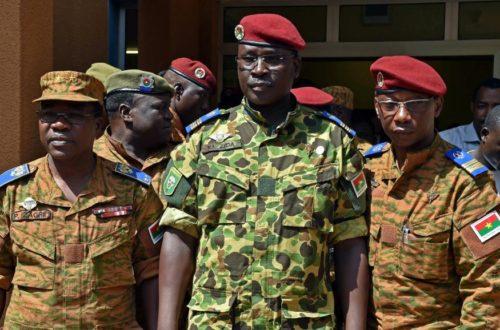 Article : Burkina : comment Yacouba Isaac Zida s'est discrédité