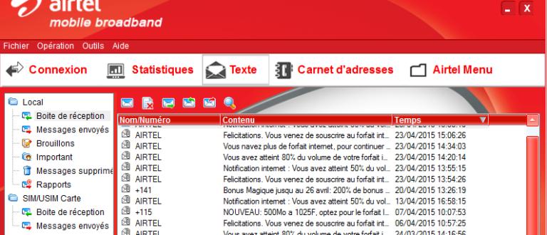 Article : Connexion à internet: airtel Burkina vole ses consommateurs ?