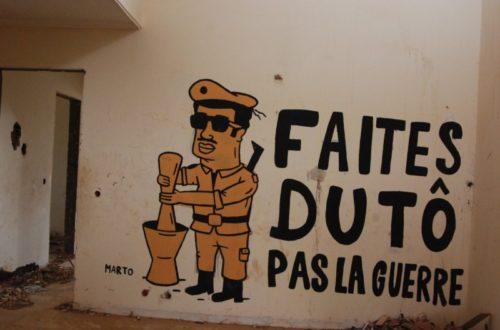 Article : La maison de François Compaoré 7 mois après l'insurrection (photos)