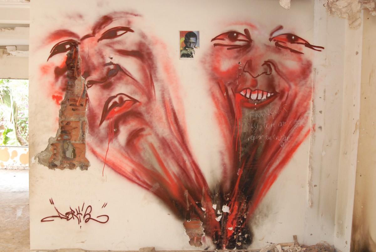 L'on voit se dessiner les traits de l'ancien Président Blaise Compaoré et son frère François