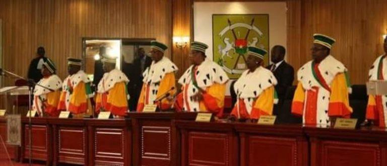 Article : Législatives au Burkina: Comment Ambaterdomon Angelin Dabiré, a convaincu le Conseil constitutionnel