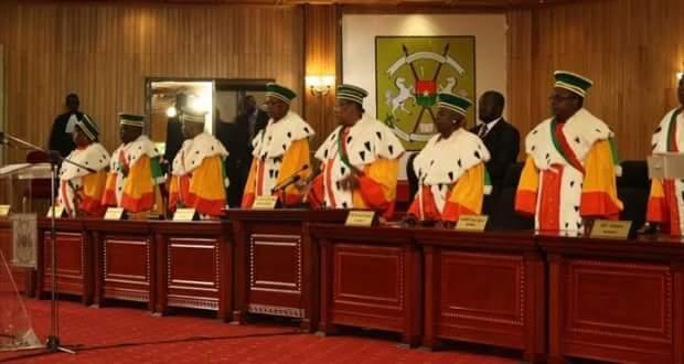 La remarque de Ambaterdomon Angelin Dabiré  a permis de prendre cette décision attendue par plusieurs Burkinabè