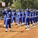 Au delà des gendarmes, toutes les forces de défenses et de sécurité doivent être suffisamment armées (ph.http://www.gouvernement.gov.bf)