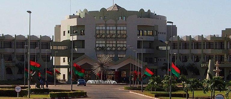 Article : Présidentielle au Burkina : les regards se tournent vers le Conseil constitutionnel