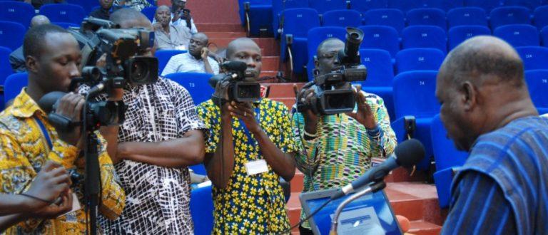 Article : Dépénalisation des délits de presse au Burkina : mieux vaut la prison !