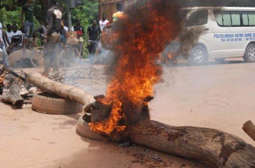 Article : Ouagadougou au lendemain du Coup d'État orchestré par le RSP