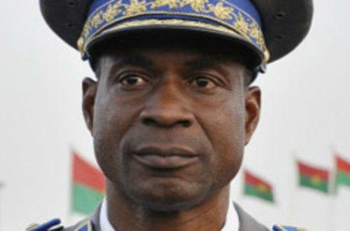 Article : Gilbert Diendéré, véritable casse-tête pour le Burkina