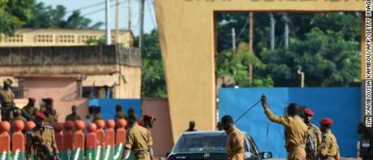 Article : Jour J+6 du coup d'Etat : une journée tendue à Ouagadougou