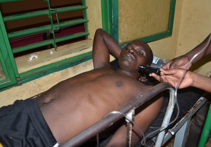 Yacouba Traoré a été tabassé par des éléments du RSP à l'hôtel Laico