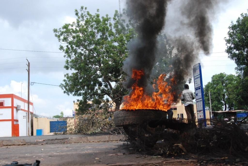 Au quartier Somgandé, les résistants ne baissent pas les bras