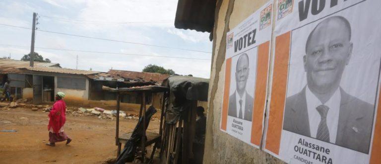 Article : Un Ouagalais à Abidjan en pleine campagne électorale