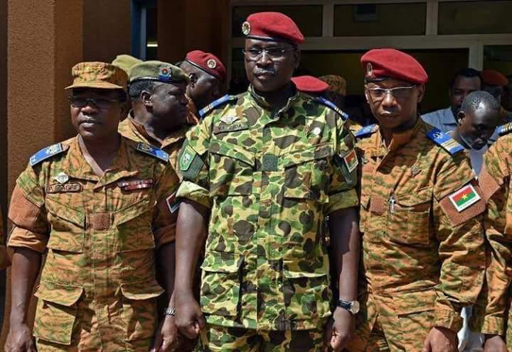 Le premier ministre Yacouba Isaac Zida en treillis du RSP devrait aussi répondre au jugement de son ancien corps