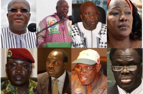 Article : Qui n'a pas dîné avec le «Diable» au Burkina ?