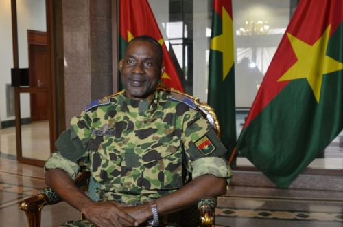 Article : Putsch manqué au Burkina : Gilbert Diendéré aurait reçu 160 millions de F CFA