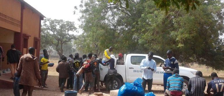 Article : Spoliés de leurs biens, des Burkinabè chassés de la Guinée