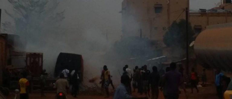 Article : Incendies en série à Ouagadougou : Ils veulent empêcher le Président Roch de gouverner