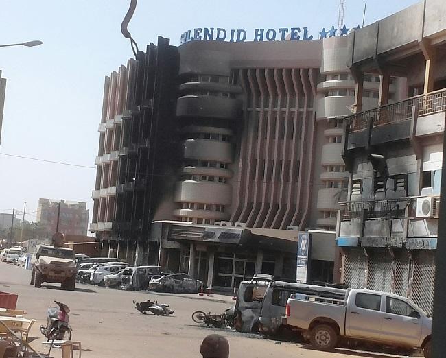 Splendid Hôtel Ouagadougou