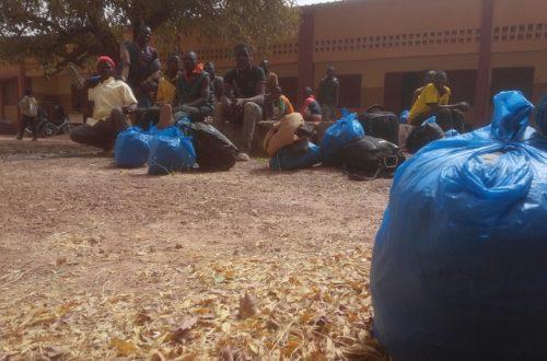 Article : Immigration : des Burkinabés obligés de fuir la Guinée