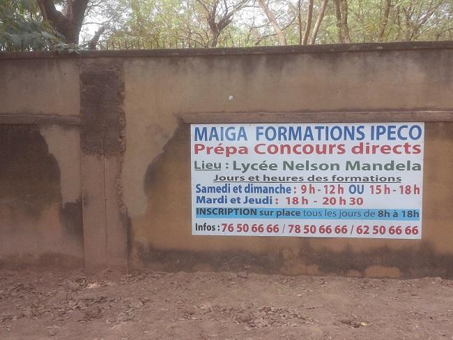 MAIGA FORMATION