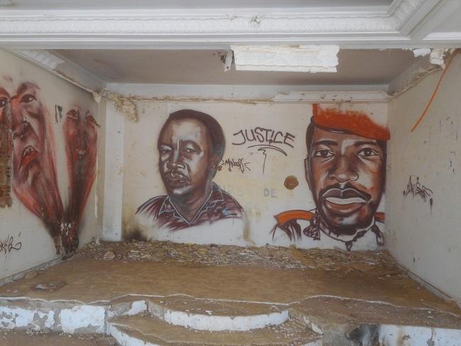 Norbert Zongo Thomas Sankara domicile François Compaoré