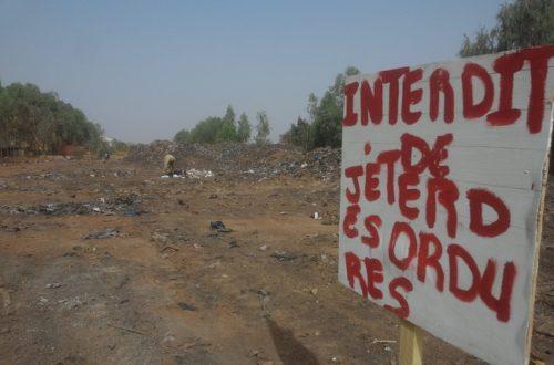 Article : Ordures à Ouagadougou : le ménage a-t-il commencé ?