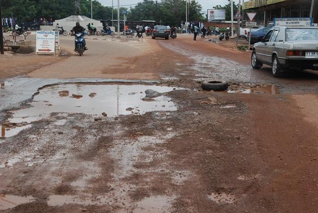 Route Burkina