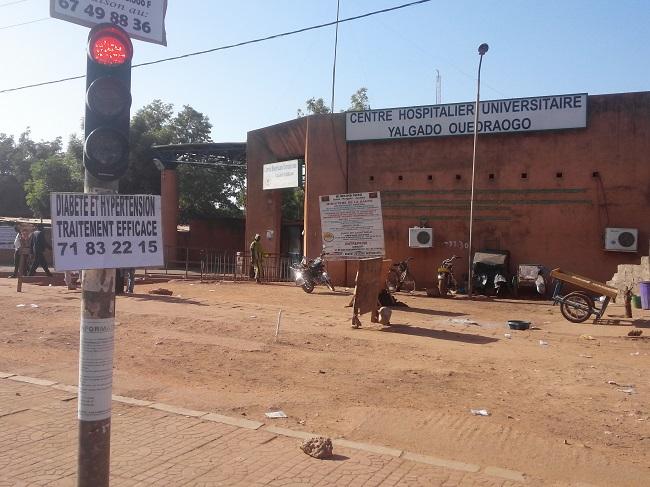 Hôpital Yalgado Ouaga