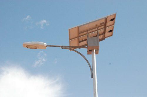 Article : Pour régler les problèmes de délestages, l'énergie solaire c'est cadeau !