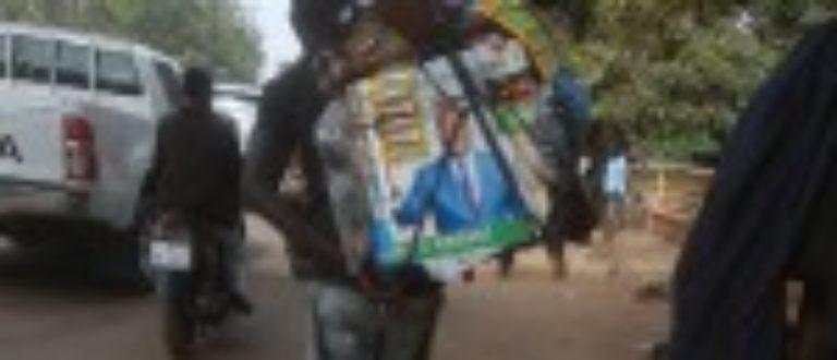 Article : Les Burkinabè veulent des emplois décents