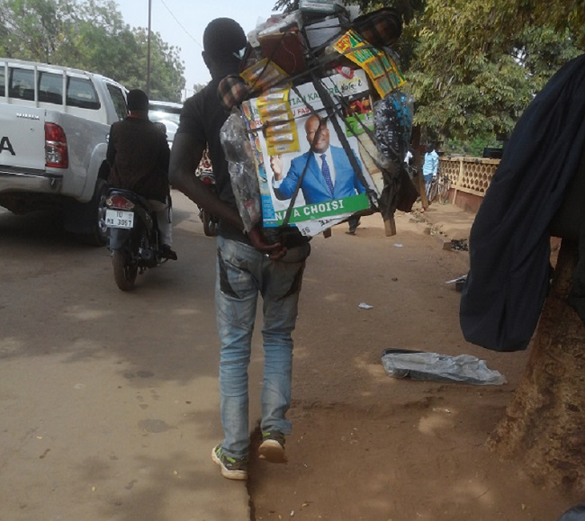 Les Burkinabè attendent du Président Kaboré des mesures fortes pour lutter contre le chômage