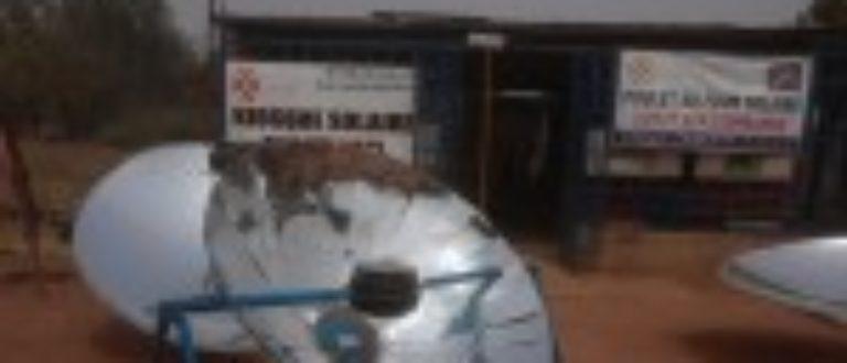 Article : Au Burkina, des cuiseurs solaires pour protéger l'environnement