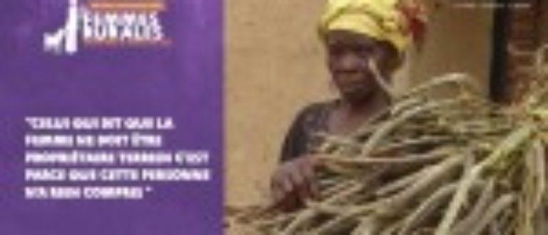Article : Burkina Faso : droit à l'héritage des terres aménagées pour les femmes rurales