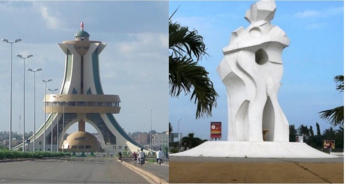 Deux symboles du Burkina Faso et de la Côte d'Ivoire