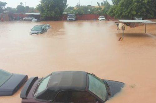 Article : Et si les inondations au Burkina étaient une opportunité ?