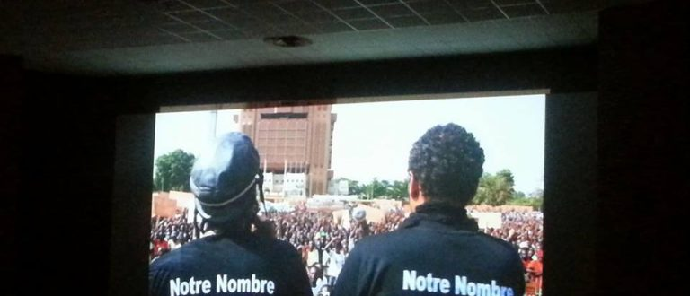 Article : Au Burkina-Faso, un documentaire décrit la chute de Compaoré